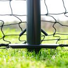 Heavy Duty Cricket Poles With 8in Ground Spike | Net World Sports