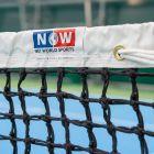 Quad-Stitched Polyester Headband | Wimbledon Canvas Headband | Net World Sports