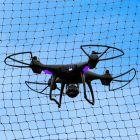 Drone Containment Netting