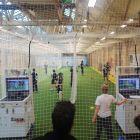Custom Size Indoor Cricket Netting