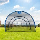 20ft Baseball Batting Cage With Detachable Front Panel | Net World Sports