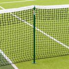 ITF Regulation Aluminium Tennis Net Singles Sticks | Net World Sports