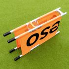 Folding Portable Aluminum Rescue Stretcher With Carry Bag