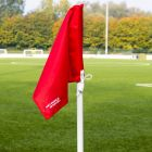 Weatherproof Gaelic Football Corner Poles AND Flags
