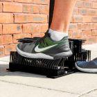 Compact Boot Wiper & Scraper