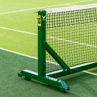Completely Weatherproof Tennis Net Posts Freestanding | Net World Sports