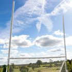 GAA Gaelic Football Posts With Extendable Uprights | Net World Sports