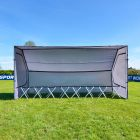 Sports Team Shelter With Seats | Net World Sports