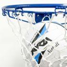 Wall Mounted Netball Hoop / ring & Net - School Netball