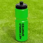 Green Sports Drink Bottle