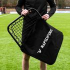 Football Rebounder With Carry Bag