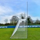 Football Garden Goal With Extended Rugby Posts | Net World Sports