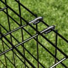 Wire Gauge Mesh Body | Powder Coated Frame