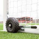 Heavy Duty Extra Wide Soccer Goal Wheel