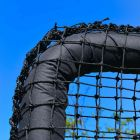 High-Quality Foam Padding For Protection Against Cricket Ball Ricochets | Net World Sports