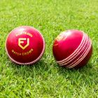 Pack Of 6 Club Crown & County Match Cricket Balls  | Net World Sports