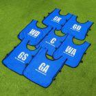 Full Team Netball Vests | Net World Sports