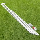 Back Bars For Stadium Box Football Goals