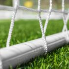 Taut Stadium Box Football Goal Netting