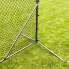 Strong & Robust Steel Feet For Excellent Stability   Net World Sports