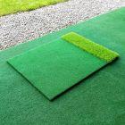 Dual Turf Golf Hitting Mat