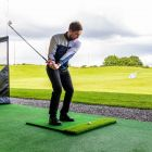 Professional Dual Turf Golf Hitting Mat