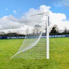 Socketed Soccer Goals
