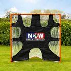 Polyethylene and Polypropylene Lacrosse Target Goal