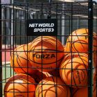 Extra-Large Basketball Rack