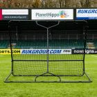 Weatherproof Football Dual-Angle Rebound Wall