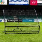 Soccer Kickback Rebound Net