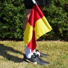 Professional UEFA Linesman Flags