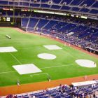 Professional Baseball Field Tarps | Net World Sports
