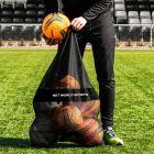 Sports Ball Carry Bag Football Rugby Netball Equipment