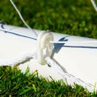 Easy To Assemble Goal Post | Net Clips