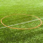 Orange Rondo Football Trainer Ring