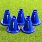 Pack Of 5 FORTRESS Cricket Batting Tees | Net World Sports