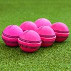 6 Pack Of Day/Night Practice Cricket Balls | Net World Sports
