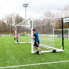 24 x 8 Portable Box Soccer Goal
