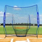 FORTRESS Pop-Up Sock Net Screen | 100% Portable Protector Screen | Net World Sports