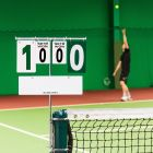 Professional Tennis Post Scoreboard For Indoor & Outdoor Use | Net World Sports