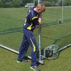 Mobile Cricket Cage With Back Opening | Cricket Cage | Cricket | Net World Sports