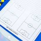 Magnetic Tactics Folder For Soccer Coaches