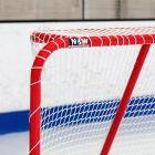 Ice Hockey Net With 1.5in Galvanised Steel Frame   Net World Sports