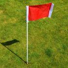 Rugby Corner Flags & Posts Set