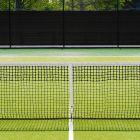 Outdoor Badminton Privacy Screens