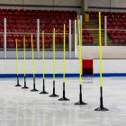 Pack Of 8 Or 16 Hockey Slalom Poles