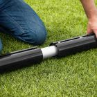 Stanchions For Stadium Soccer Goals