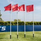 25mm Spring Loaded Corner Flags