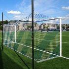 Striped Box Football Nets - Striped Soccer Box Nets